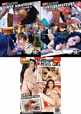 Pack 3 dvd Amateur n°15