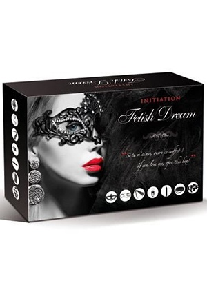 bdsm Coffret de bondage Initiation Fetish Dream